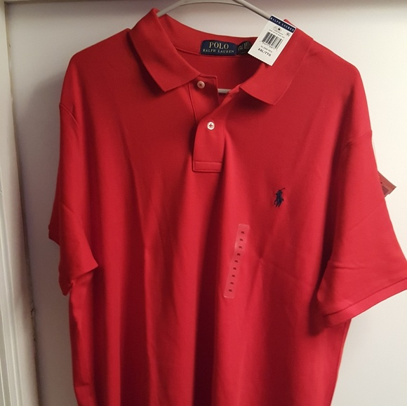 Polo by Ralph Lauren Other - Ralph Lauren Red Polo NWT